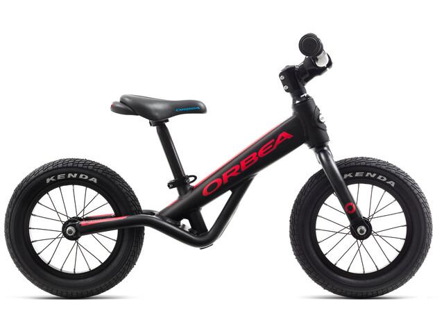 """ORBEA Grow 0 Løbecykel Børn 12"""" sort"""